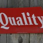 Calidad más importante que la cantidad